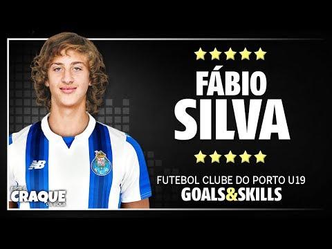 FÁBIO SILVA ● FC Porto U19 ● Goals & Skills