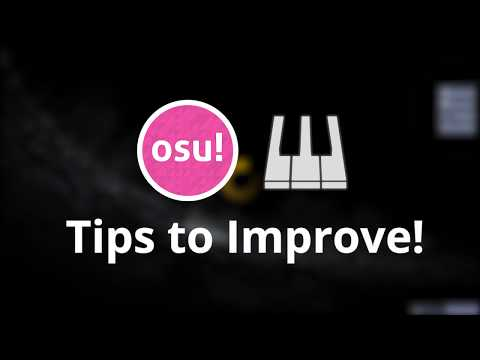 osu! How to Improve at Mania! Tips to get better at Mania