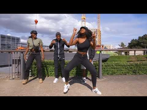 Chop Daily Dance Cypher Part 5 | Wusu - Back to Sender