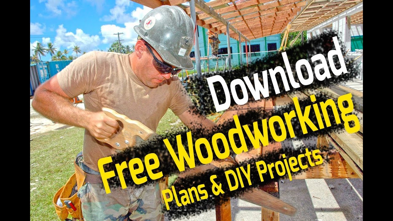 Free Woodworking Plans Diy Projects For Beginners Download Plans Pdf Now