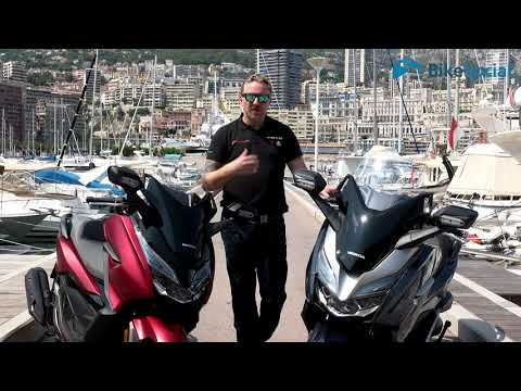 Honda Forza 125 (2018) | Review