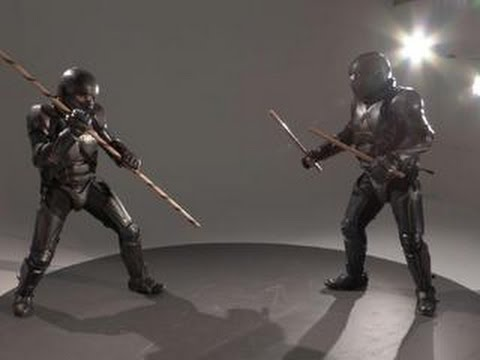 Unified Weapons Master offers high-tech gladiatorial combat