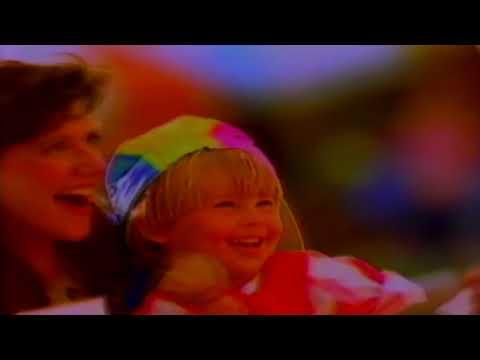 1994 Paramount Kings Island Vacation commercial Cincinnati Ohio