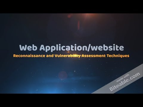 Web Application Security Testing | Penetration Testing on Web Site