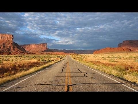 Utah Rt 128 Scenic Byway to Moab - Utah 2013 #8