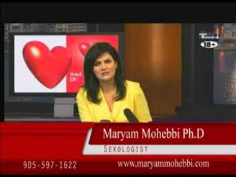 Maryam Mohebbi  چرا سکس مقعدی
