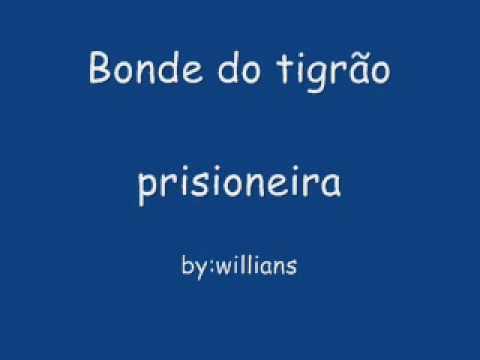 Bonde do Tigrao - Prisioneira Lyrics | Musixmatch