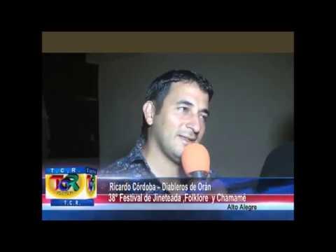 15 Alto Alegre: Festival de Jineteada, Folklore y Chamamé - Diableros de Orán