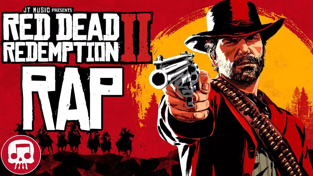 RED DEAD REDEMPTION 2 RAP by JT Music -