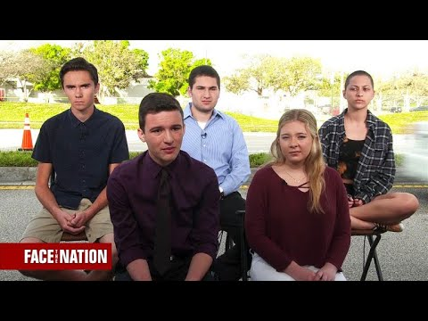 Students call on Congress to act on gun control