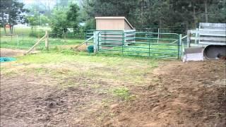 (not Yet) Barn Construction June 2015