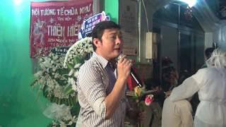 CVVC Phùng Ngọc Bảy viếng tang Thân Mẫu Nghệ sĩ Lê Phú 21/10/2016