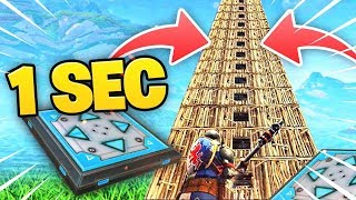 🔥THE NEW TECHNIQUE CHEAT WITH JUMP on Fortnite Battle Royale