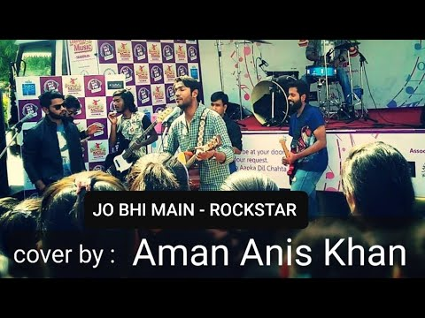 Jo bhi main cover...by...your rockstar