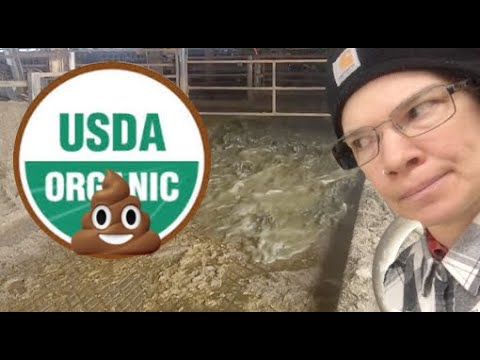 Manure Use in Conventional & Organic Farming:  A Vegan Perspective