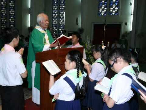 Thánh Lễ Tạ Ơn mừng 40 năm Bố Thành Tâm về Đoàn
