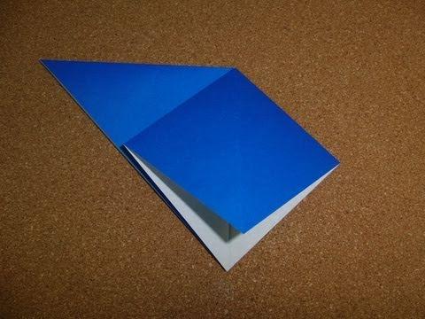 Basic Origami Folds Squash Fold Youtube