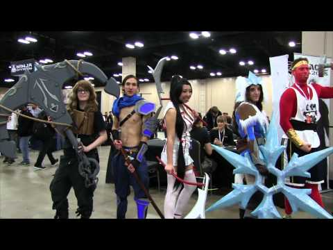 Victorious Gaming at PAX South 2015! - Cosplay/Convention Montage