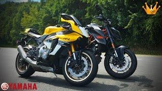 2016 Yamaha R1 First Ride Amp Impressions