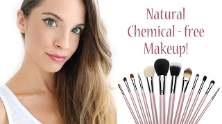 UPDATED NATURAL MAKEUP COLLECTION!! (My Holy Grail products) Thumbnail