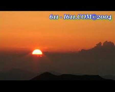 Lantau Peak (Fung Wong Shan) - Sunrise