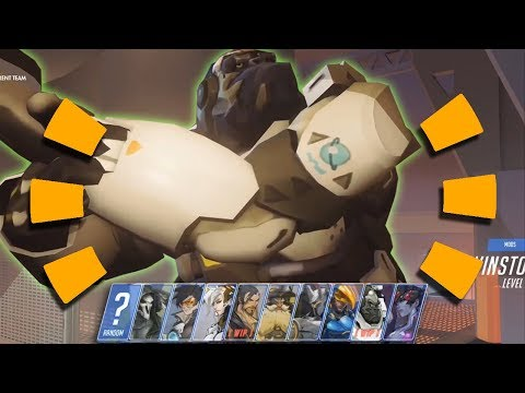What Overwatch Used to Look Like