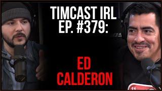 Timcast IRL - Over 30k Illegal Immigrants Break Through US Border w/Ed Calderon