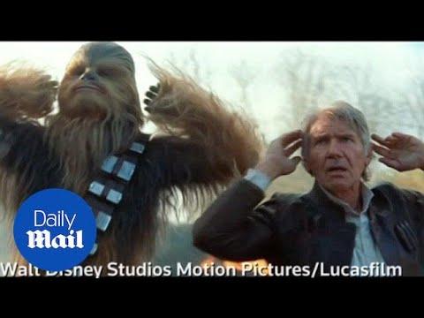New Star Wars Movie Frenzy Crashes Online Ticket Sales - Daily Mail