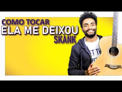Ela Me Deixou - Skank (AULA DE VIOLÃO 014)