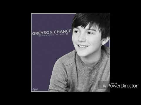 Greyson Chance - Waiting Outside The Lines ~~Slowed