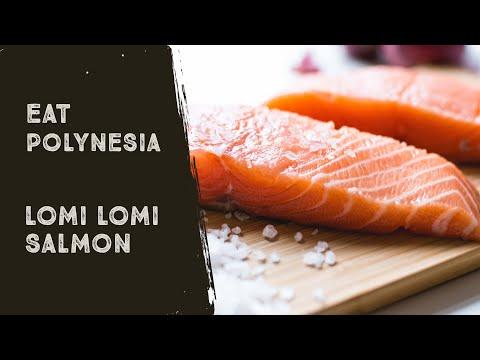 Lomi Lomi Salmon Recipe : Polynesian Cultural Center