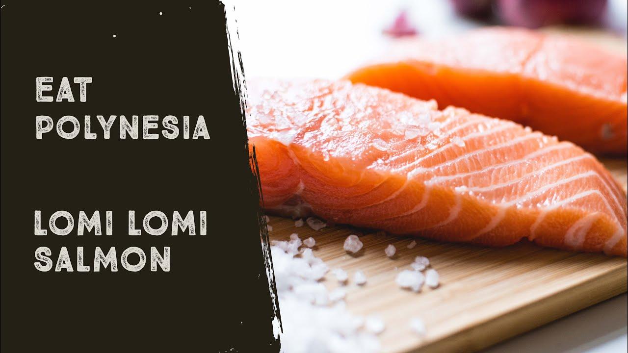 Lomi lomi salmon recipe polynesian cultural center youtube lomi lomi salmon recipe polynesian cultural center forumfinder Image collections