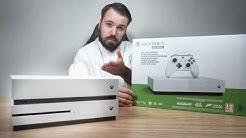 Unnötige Konsole? Die NEUE Xbox One S All Digital im Vergleich zur Xbox One S