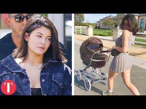 Inside Kylie Jenner's Secret Life As A Mom