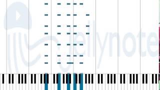 Intro - The xx [Sheet Music]