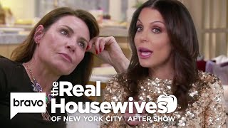Bethenny's New Boyfriend, Luann's 'Apology' & Ramona's Regifting | RHONY After Show S11E12