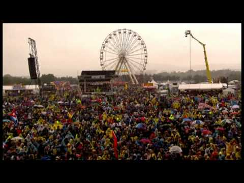 The Wailers - Jammin' - T In The Park - Scotland - 7th July 2012