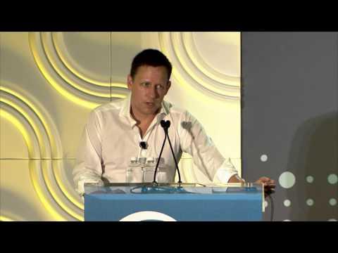 LendIt USA 2016: Keynote Presentation by Peter Thiel