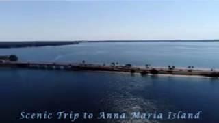 Scenic Trip to Anna Maria Island