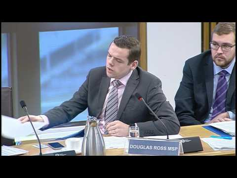 Justice Committee - Scottish Parliament: 17th January 2017