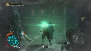 Shadow of war how to get necromancer 3