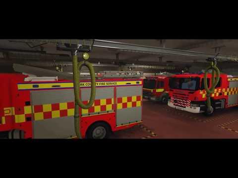 Irish Emergency Service RPC Fire Service Service Patrol 1