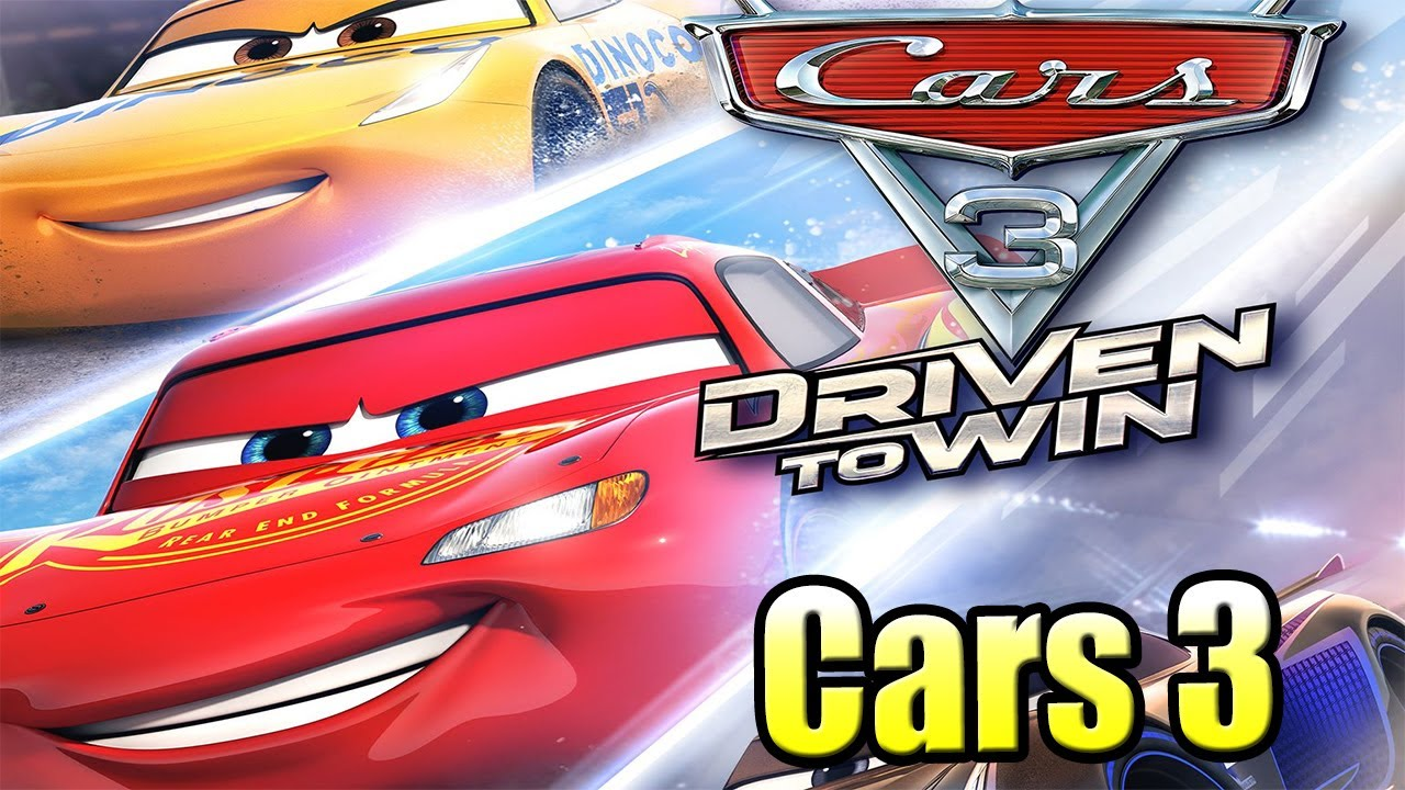 Cars Xbox 360: Cars 3 Driven To Win Gameplay \ Walkthrough Part 1 (60 FPS
