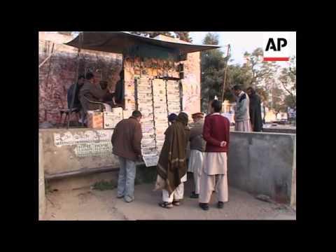 Election commission, Karachi, Lahore scenes
