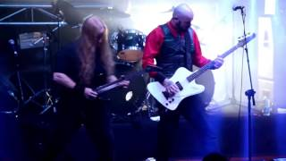 ACHERON en Chile - Ave Satanas! (Acheron - Inquistion - Mystifier en Santiago)
