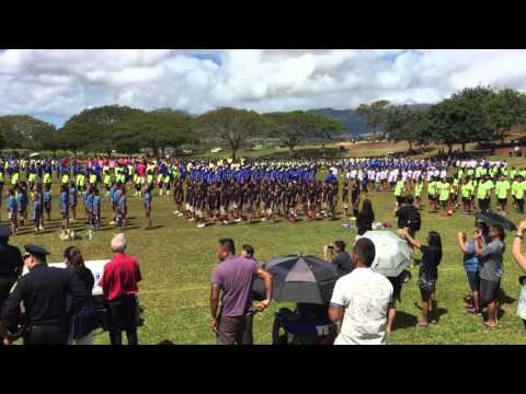 Over 2,500 Junior Police Officers gather for JPO Field Day