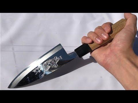 クックは遂に出刃を買いました。【トラフグ】