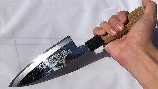 クックは遂に出刃を買いました。【トラフグ】 thumbnail