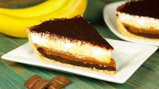 Банановый чизкейк с шоколадом - Рецепты от Со Вкусом