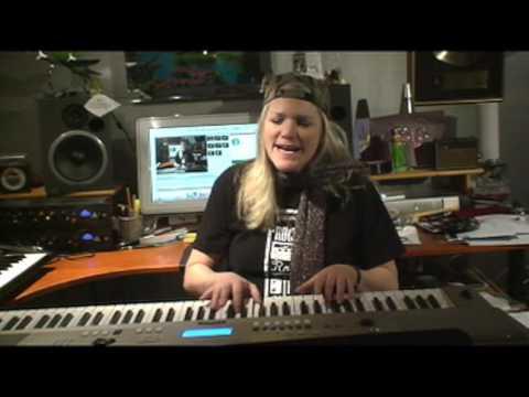 Cathy Richardson Instant Karma John Lennon Cover Day 2